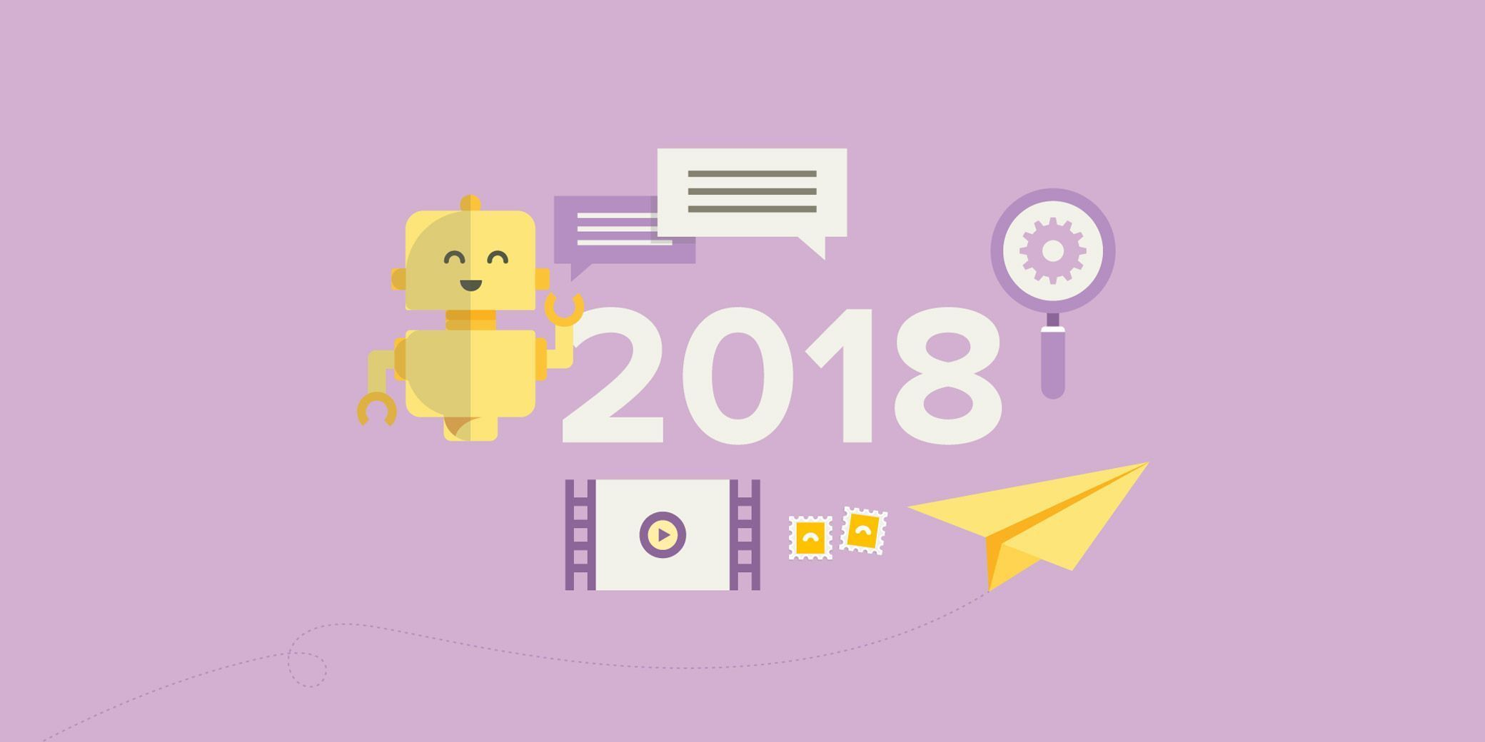 Estrategias de Marketing para Triunfar Durante el 2018