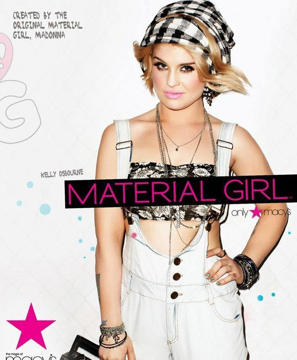Kelly-Osbourne-Material-Girl