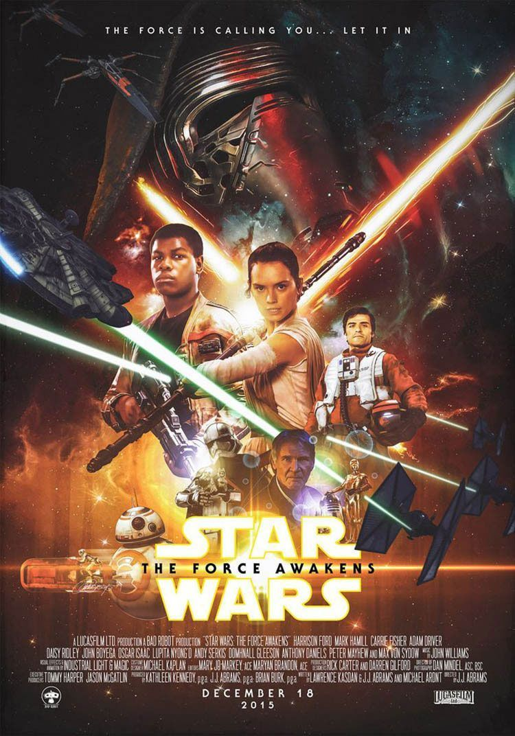 ilustraciones_star_wars_the_force_awakens_poster_laura